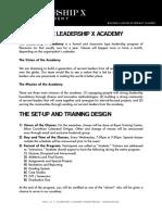 Leadership x Academy