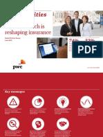 Fintech Insurance Report