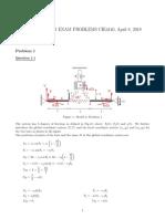Answers to Exam Problems_CIE4140_April 8-2019