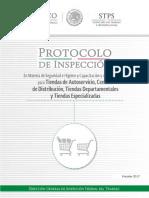 Protocolo ANTAD Inspecciones Stps