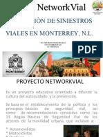 2.- Networkvial ¡Más cultura vial para Todos! Campaña para EL Carmen, Campeche 2019