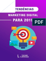 eBook 7 Tendencias Do Marketing Digital Para 2019
