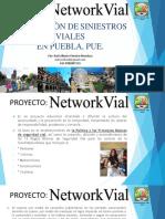 8.- Networkvial ¡Más cultura vial para Todos! Campaña Pueblas, Pue. 2019