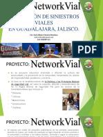 9.- Networkvial ¡Más cultura vial para Todos! Campaña para Guadalajara, Jal. 2019