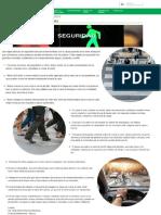 Networkvial-Pemex Difunden Las 13 Reglas Basicas de Seguridad Vial Para Peatones