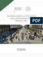 Networkvial difunde el Informe SV 2017