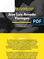 Portafolio Jose