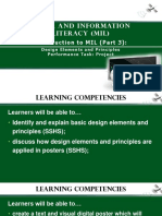 MIL 01 - Introduction to MIL (Part 3)- Performance Task (Project)- Digital Poster