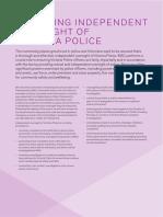 IBAC Victoria Police
