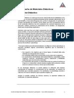 Diseño de Materiales Didactico - Manual Del Participante