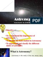 Astronomy Report by Geronimo N Santiago