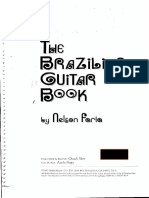 Guitarra Brasil Nelson Faria