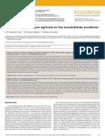 Silva Et Al. 2017. Impactos Del Nitrogeno-ecosistemas Acuaticos