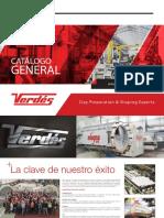 Catalogo General Verdes