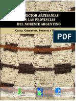 El sector de las artesanías en provincias de noreste argentino