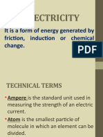 FUNDAMENTALS OF ELECTRICITY.pptx