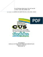 Cs-ma-01 Manual de Trámites de Permisos Ambientales