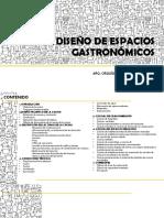 Diseño de espacios Gastronomicos_Orquídea Calderón