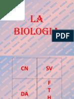 La Biologia Bryce 2013