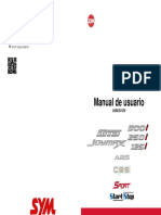 Manual de Usuario Joymax 125i 300i