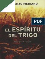 Lorenzo Mediano-El Espíritu Del Trigo [15979]