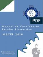 MACEP,  VF 2018 1