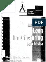 Manual Lean Manufacturing - Villasenor, Alberto