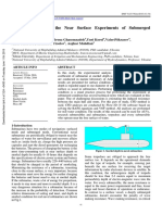 Technical Notes on the Near Surface Experiments of Submerged Submarine.pdf