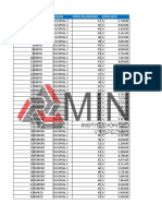 Modulo I_1001 - Seguros Complementarios de Vida