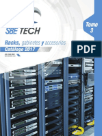SBE-TECH-Racks Gabinetes y Accesorios