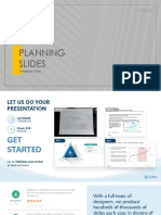 Planning Slides Template Pack