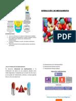 Interacciones medicamentos