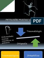 Patologías músculoesqueléticas