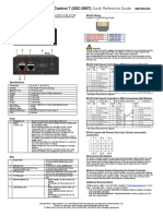 009-0333-01 SmartControl 7 (SSC-0007) Quick Reference Guide