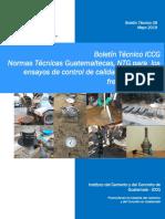 Boletn Tcnico ICCG - 08
