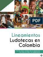 Lineamientos Ludotecas 2017 Resolucion Baja