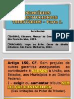 5 Aula Princípios Constitucionais Tributários Revisado Parte i