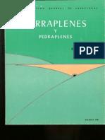 Terraplenes y Pedraplenes