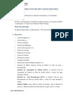 Determinacion de Zinc Utilizando EDTA 1