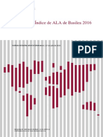 Informe Del Ndice Ala de Basilea 2016 Es