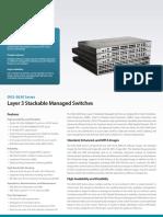 DGS-3630 Series Datasheet 07(HQ)