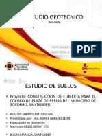 Diapositivas Estudio Geotecnico (Resumen)