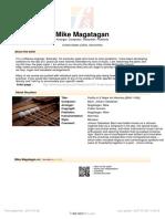 Bach Johann Sebastian Partita Major for Marimba 113679