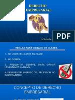 Clase 5 - Que Es El Derecho Empresarial