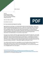 Min Farnworth Letter June 11 2019