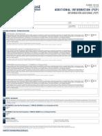 IG192-2 Additional Information (PEP)