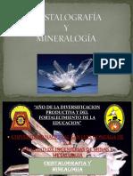 CRISTALOGRAFÍA y  MINERALOGIA.pptx