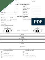 Kartu Poliklinik Mata 2