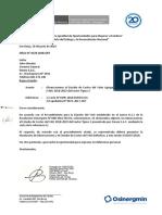 Oficio N° 0578-2018-GRT Observaciones Estudio VAD S2 Emseusac