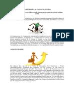 Analisis Dofa Al Proyecto de Vida
